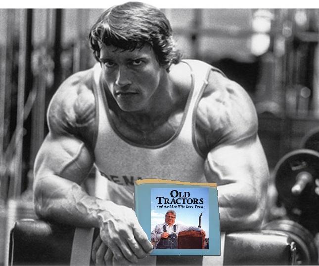 Arnold reading